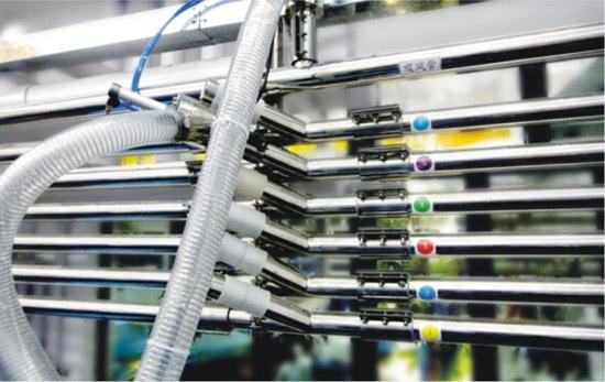 家用电器行业集中供料-中央供料系统、集中供料系统、自动输料系统