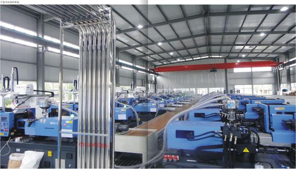 自动供料系统导光板-、中央供料系统、集中供料系统、自动加料系统