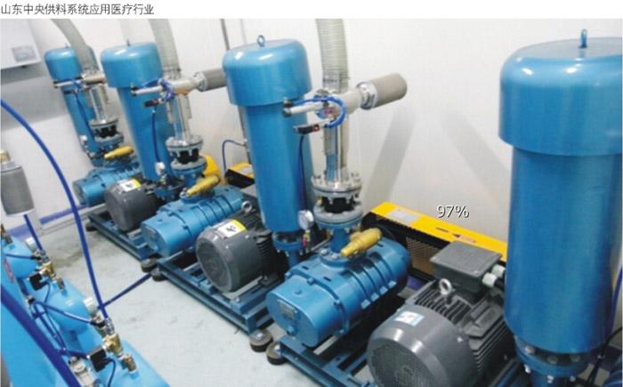 造粒行业中央供料系统-自动加料系统、集中供料系统、自动输料系统
